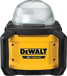 DEWALT 20V MAX* LED Work Light, Tool Only (DCL074)
