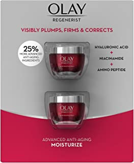 Olay Regenerist Advanced Anti-Aging Moisturizer (2 Count)