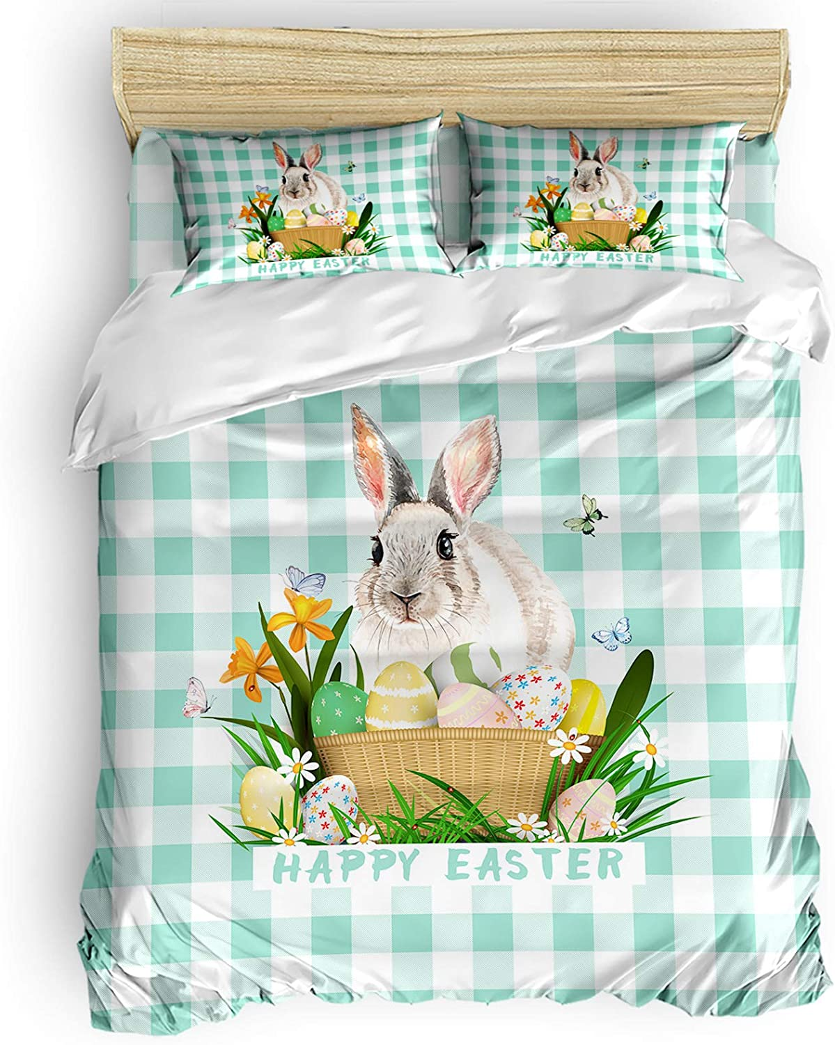 Comforter Sales of SALE items from new works Cover Set Bombing free shipping California Easter Duvet King Bunny