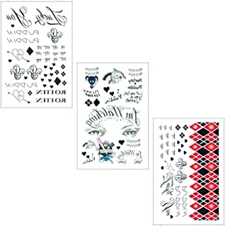 Best pizza temporary tattoo Reviews