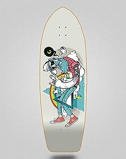 Glutier Surfskate Deck ABEL G.N. 29 Surf Skate Tru...