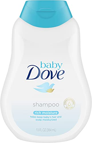 Baby Dove Tear FreeShampoo, Rich Moisture, 13 oz