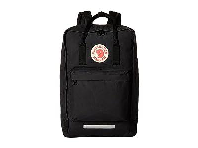 Fjallraven Kanken 17 (Black) Backpack Bags