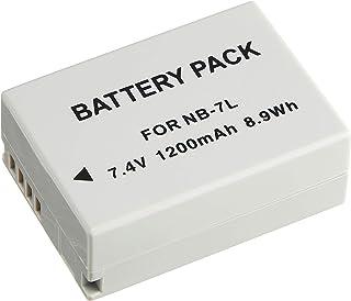 NinoLite NB-7L 互換 バッテリー キャノン PowerShot G10 G11 G12 SX30 IS 対応 nb7l_t.k.gai