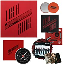 ATEEZ 2nd Mini Album - Treasure EP.2 : Zero to One CD + Sticker + on Pack Poster + Calendar Cards + Photocards + FREE GIFT...