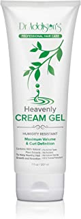 Dr. Addison's Heavenly Cream Gel - 7 fl. oz. - Maximum Volume & Curl Definition, Humidity Resistant, Contains 100% Natural Plant Extracts to Amplify and Define Curls. No Parabens. For All Hair Types
