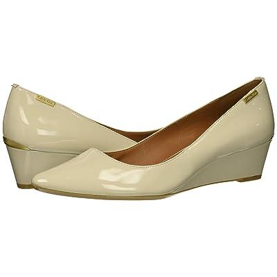 Calvin Klein Germina (Soft White Patent) Women