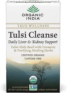 Best tulsi cleanse tea benefits Reviews