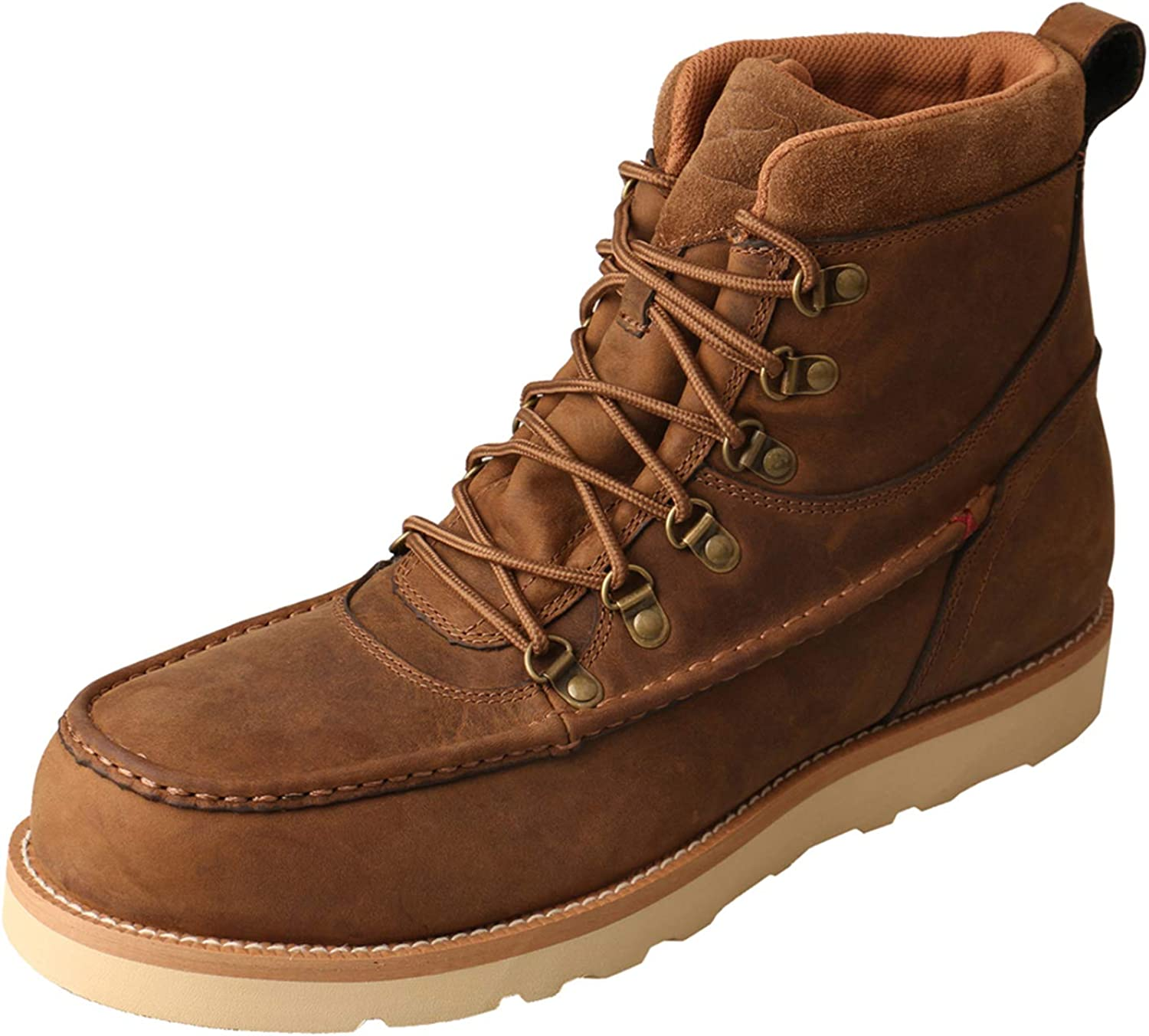 Reservation Twisted Max 49% OFF X Men's Alloy Wedge Boots Toe Sole