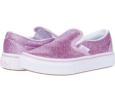 Vans Kids ComfyCush Slip-On (Little Kid) ( Girl