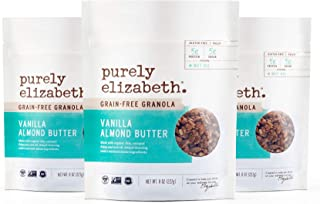 back to nature vanilla almond granola