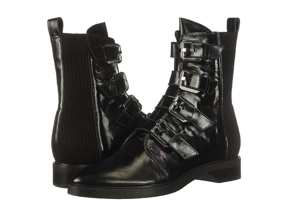 Dolce Vita Gaven (Black Leather) Women