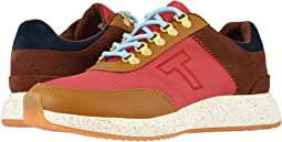 Waterproof Poinsettia Techy Nylon/Suede