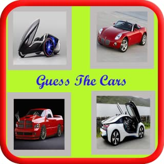 Guess The Cars