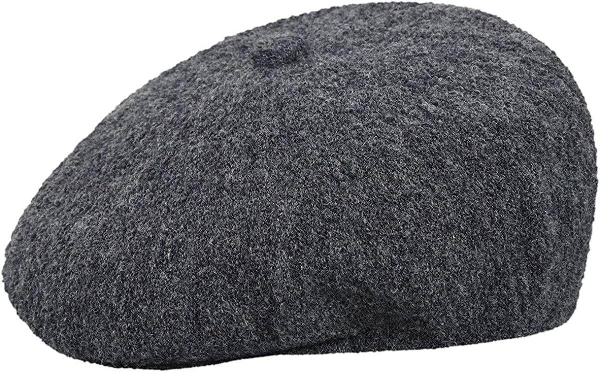Max 50% Beauty products OFF Kangol Boiled Wool Galaxy - Dark White Blue L