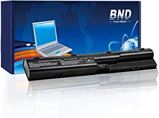BND Laptop Battery Compatible with HP Probook 4530s 4330s 4430s Series, fits P/N 633805-001 HSTNN-IB2R 633733-321 - 12 Months Warranty [4400mAh/49Wh Li-ion]