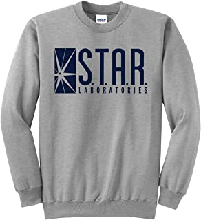 Best Star Labs Sweatshirt - Star Laboratories Crewneck Review