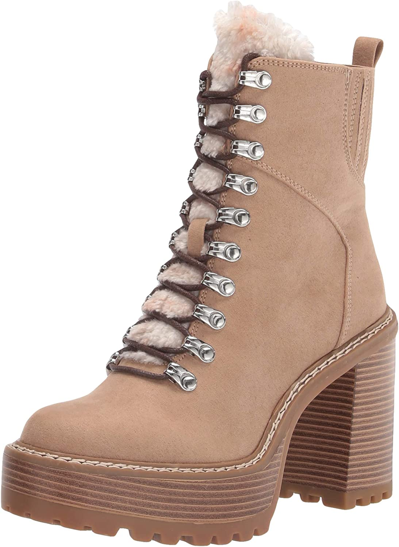 Factory outlet Spasm price Madden Girl Women's Hiking Kikki Boot