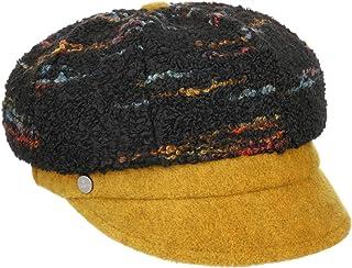 Lierys Berretto Newsboy Yasima Boucle Donna - Made in Italy Cappello Invernale Berretti con Visiera Baker Boy Autunno/Inverno