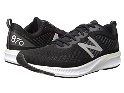 New Balance 870v5 (Black/White) Men