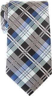Retreez vintage geometrico tessuto in microfibra 5,1/cm skinny Tie/ /6/colori