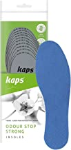 Kaps Odour Stop Strong – Ultra Powerful Odor Eating Insoles with Activated Carbon, Kill All Bad Smell, All Sizes, Cut to fit
