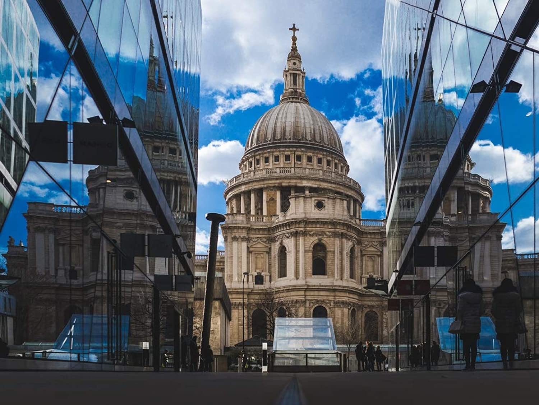 Lais Jigsaw St. Paul's Cathedral London 2000 pieces