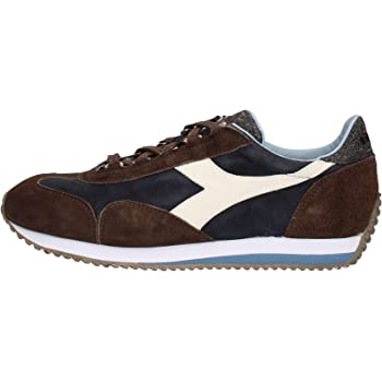 Diadora Heritage Equipe Evo II Sneakers Uomo Blu Corsair art