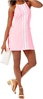 Lilly Pulitzer Pearl Romper Lillys Coral 0