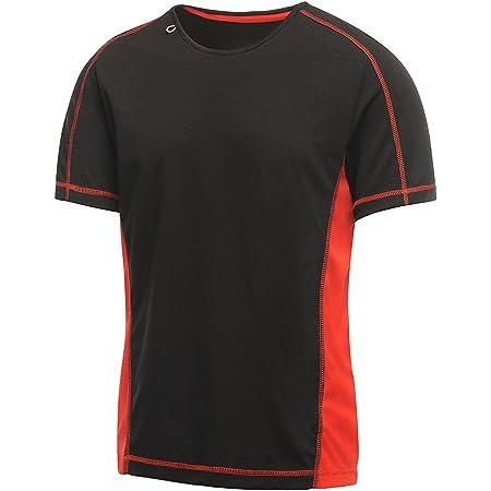 Regatta Activewear Beijing Tshirt - Navy/White - S