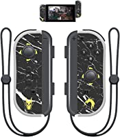 SINGLAND Joycon Controller Replacement for Nintendo Switch/Switch Lite/PC - Left Right Wireless Remote Pair with Wrist...