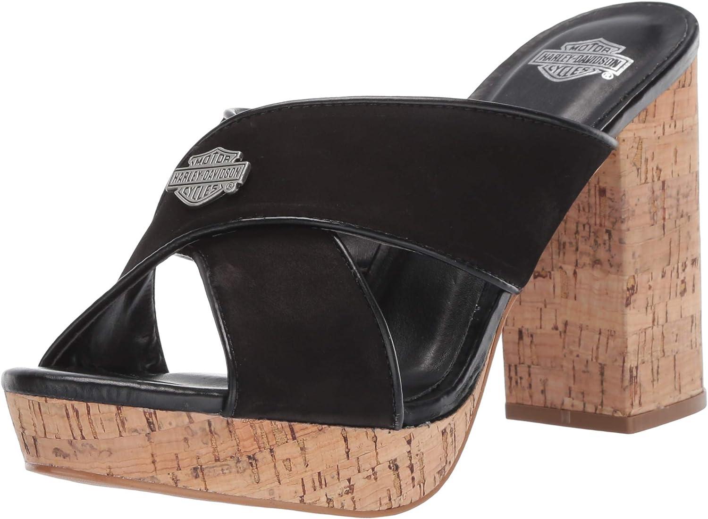 Harley -Davidson Woherrar Rawlins skor skor skor  känt märke
