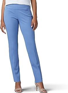 LEE Women's Sculpting Slim Fit Slim Leg Pull-On Pant