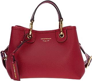 Emporio Armani damen Handtaschen rosso