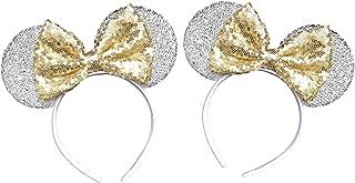 Mouse Ears Handband, Rainbow Mouse Ears, Sparkly Mouse Ears, Mouse Ears, Electrical Parade Ears
