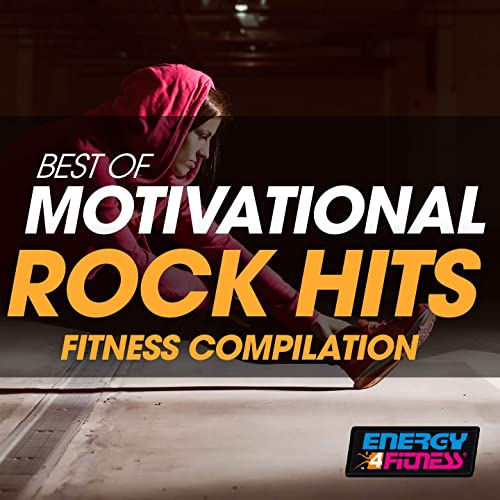 Best Of Motivational Rock Hits Fitness Compilation By