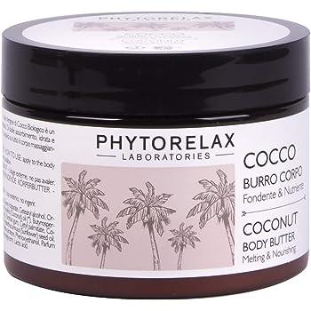 Phytorelax Laboratories Burro Corpo, Multicolore, 250Ml