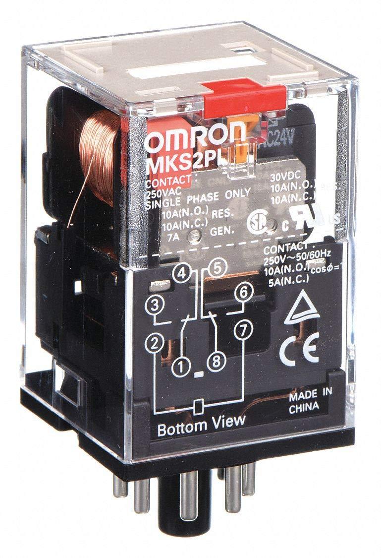 Electromechanical Switch Enclosed Switch N.O.//N.C ZEN-10C1AR-A-V2 Omron SPDT 15A