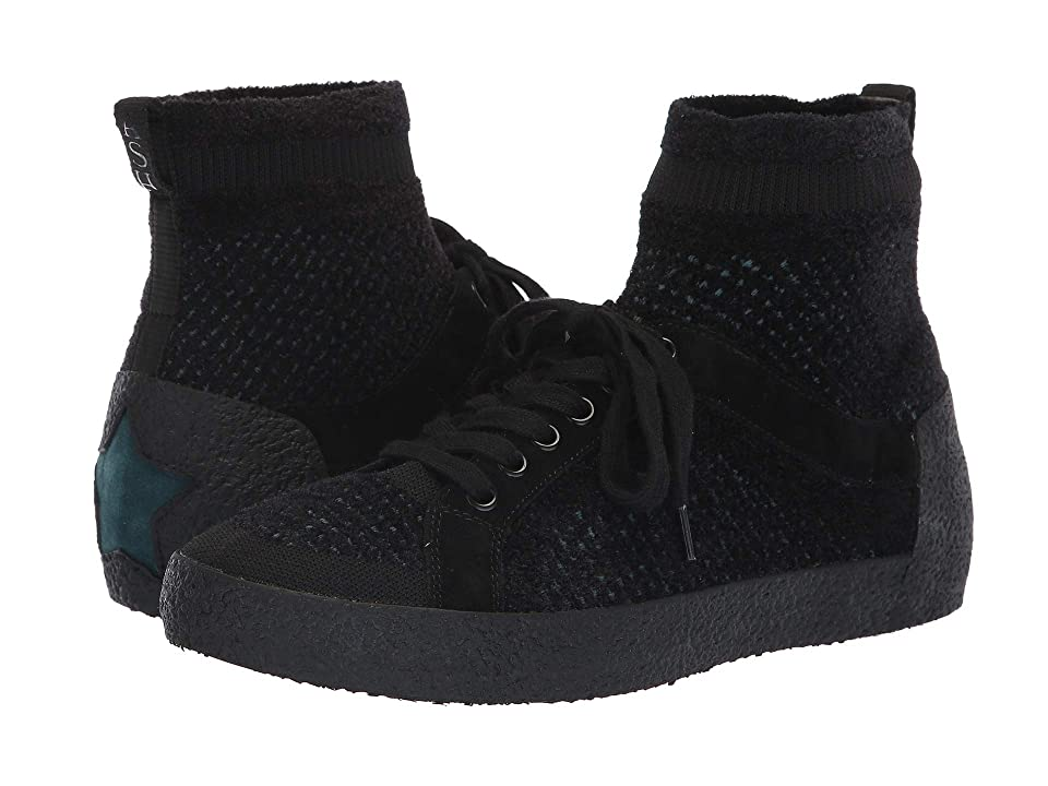 ASH Ninja Kashmere Tweed (Black/Teal) Women