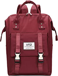 Laptop Backpack for Women Fashion Travel Bags Business Computer Purse Work Bag Vintage Backpacks with USB Port