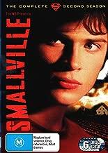 Smallville Season 2 DVD