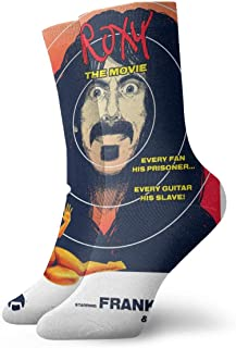 JENNIFERHARRISON-id Unisex Casual Socks Frank Zappa Athletic Socks Crew Socks