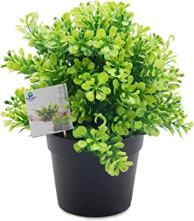 TOSSOW 人工観葉植物 フェイクグリーン 観葉植物 フェイク 造花 ミニ インテリア 小さいユーカリ
