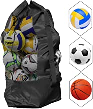Heavy Duty Training Gym Sports Football shoulder Bag Holdall Size 4 6 8 12 Balls
