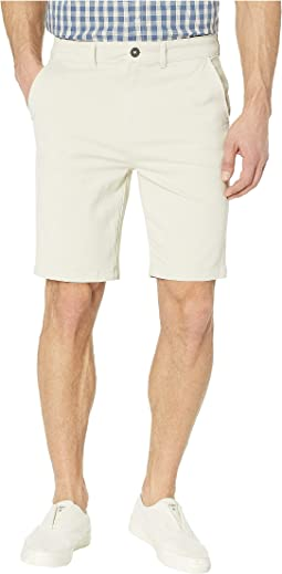 Relaxed Chino Shorts