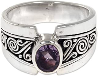 Best large amethyst cocktail ring Reviews