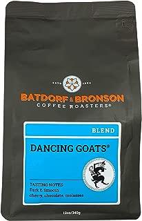 Batdorf & Bronson, Coffee Dancing Goats, 12 Ounce