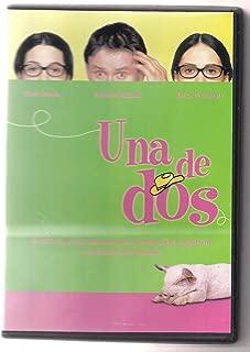 Una de Dos [NTSC/REGION 1 & 4 DVD. Import-Latin America] Tiaré Scanda