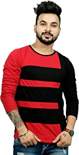 EG Designer Men's Full Sleeve T-Shirt