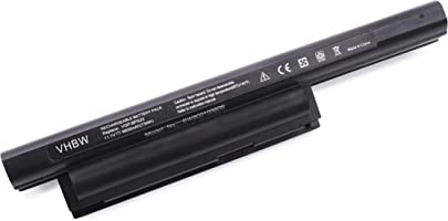vhbw Akku LI-ION 6600mAh 11 1V schwarz passend f r Sony VAIO VPCEB1JFX G etc  ersetzt VGP-BPS22  VGP-BPS22A  VGP-BPL22  VGP-BPS22 A UVM